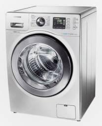 Lava e Seca Samsung 10kg (110V) Branco - Eco Bubble Tecnology