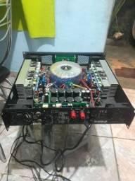 Amplificador thunder Light PA 1.600