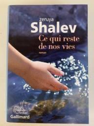 Romance Francês Zeruya Shalev Ce qui reste nos vies