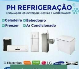 refrigeração ligue *