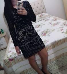 Vestido semi novo