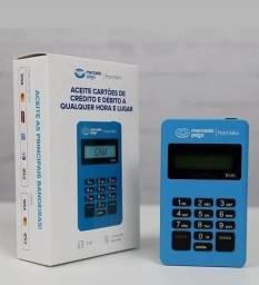 Point Mini D150 Mercado Pago - máquinas de cartão conexão via bluetooth