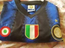 Camisa Inter De Milão - Eto' O - 9 Temporada 2010/2011 - GG