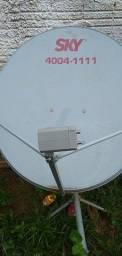 Vende-se uma antena de sky de 50 reais