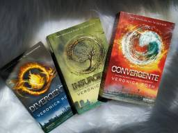 Trilogia Divergente (Divergente, Insurgente e Convergente)