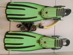 Nadadeira de mergulho Mares Tam XL