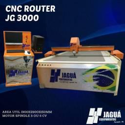 Cnc Router Jaguaequipamentos.