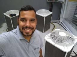 Instalação e manutenção de Ar Condicionado Split