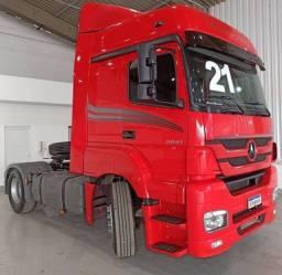 Vendo Caminhão Axor  2041 