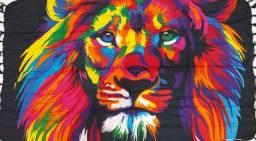 Canga Leão Raibow