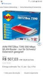 Fritz! Box 7390 ADSL2 + modem / roteador