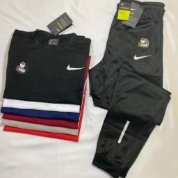 Kit camisa e calça Dryfit P ao GG