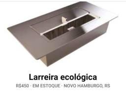 Lareira ecológica