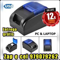 Impressora termica 58mm