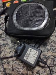Microfone Amplificador Portátil Super Voz II Tsi
