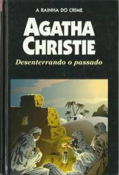 Desenterrando O Passado - Agatha Christie Altaya Capa Dura