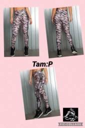 Novas leggings sublimadas