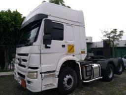 Howo 380 6x2 automático - Sinotruck - 2011 - 2011
