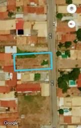 Terreno de 8,50m x 33,50m