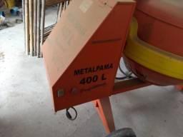 Betoneira Metalpama - 400L - Nunca usada