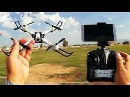 Drone com camera nova na caixa