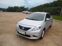 Nissan versa 2013 1.6 16v flex sl 4p manual - 2013