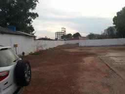 Aluguel de terreno