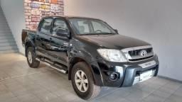 Toyota Hilux SR 2.7 Gasolina 4x2 Automática - 2010