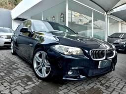 BMW 528i 2.0 TURBO 245CV 2014 RARIDADE 32.000KM - 2014