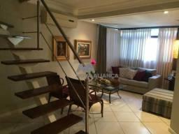 Apartamento à venda com 3 dormitórios em Lagoa, Rio de janeiro cod:NSCO30079