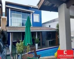 Casa para alugar com 5 dormitórios em Vila praiana, Lauro de freitas cod:CA00739