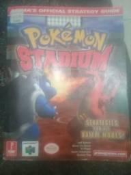 Guia de Pokémon stadium de Nintendo 64