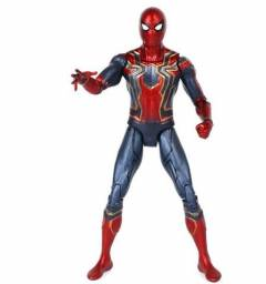 Homen Aranha - Avengers Boneco Tipo Action Figure