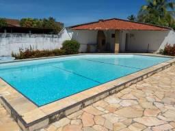 Alugo Chácara (casa, piscina, campo, quadra) na Sarney