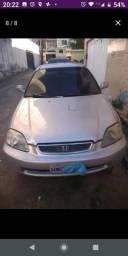 Civic Automático 3.000 - 1998