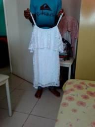 Vestido de renda 20 reais