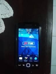 Celular Blackberry model 9860 operadora claro