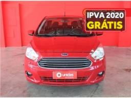 Ford Ka + 1.5 se 16v flex 4p manual - 2018