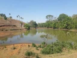 Linda Chácara 8,5 Alqueires com Represa, Ótima Localização apenas 5 km de Chão - Goianira