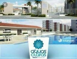Vendo/Passo/troco, apartamento no condomínio águas claras em Alagoinhas BA