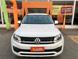 VOLKSWAGEN AMAROK 2018/2018 2.0 S 4X4 CD 16V TURBO INTERCOOLER DIESEL 4P MANUAL - 2018