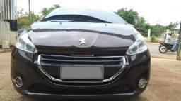 ''Peugeot 208 Griffe 1.6 Automático 2014/2015, completo'' - 2015