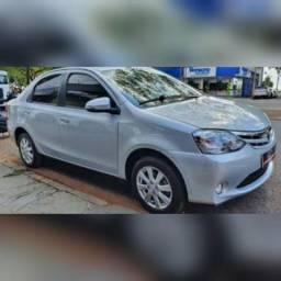 Etios Sedan XLS 2018 automático - 2018
