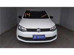 Volkswagen Gol 1.0 mi 8v flex 4p manual g.vi - 2014