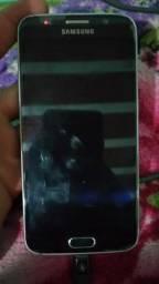 S6 Flat Samsung biometria digital