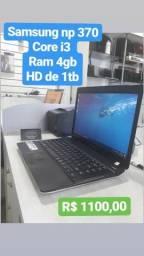 Notebook Dell Core i3 garantia