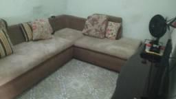 Sofá de quina