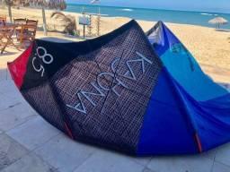 Kite Azul Best Kahoona 2015