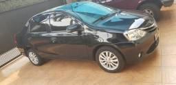 Etios Sedan xls 1.5 14/15 - 2014
