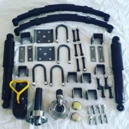 Quality reboques é o maior fornecedor de peças de reposição